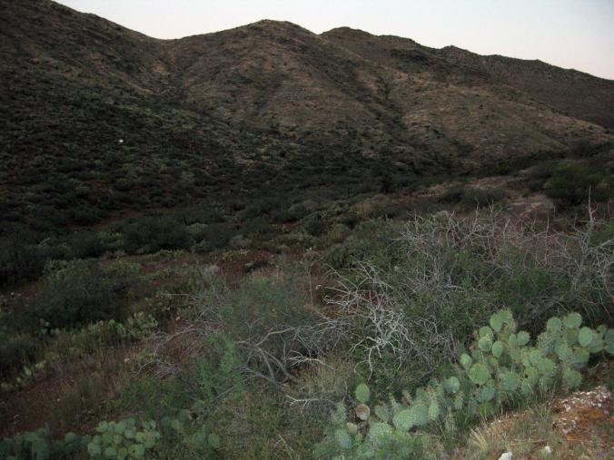 Deer Hunt Mountain Range