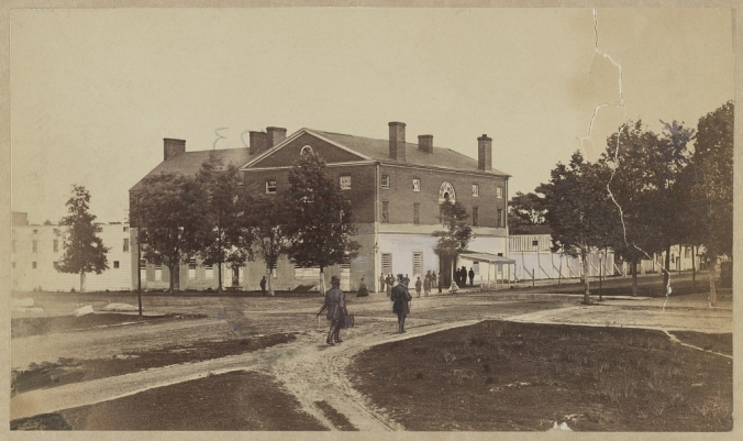 Old Capitol Prison, Washington, D.C.