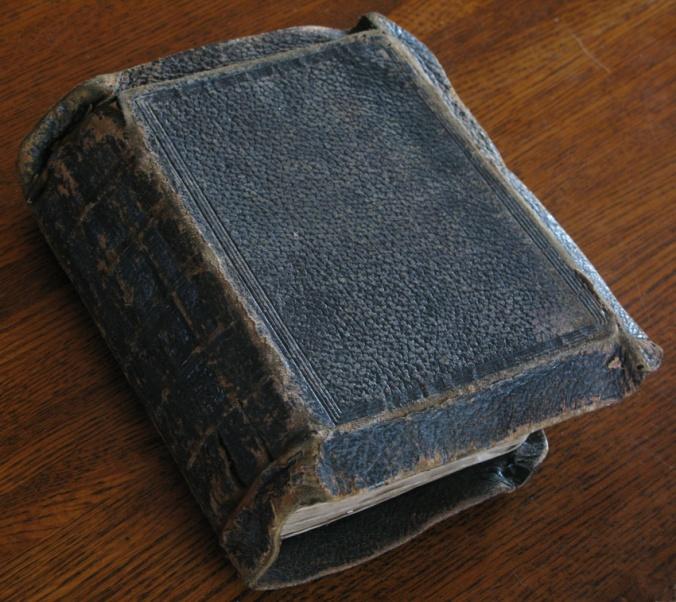Isaac J. Rosenberger's Bible