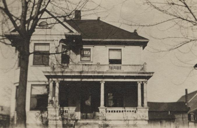 Isaac J. Rosenberger Home
