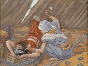 Jael Smites Sisera