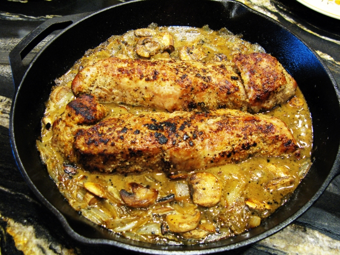 Hunger and Masterpieces: When Cast Iron Meets Twin Pork Tenderloins