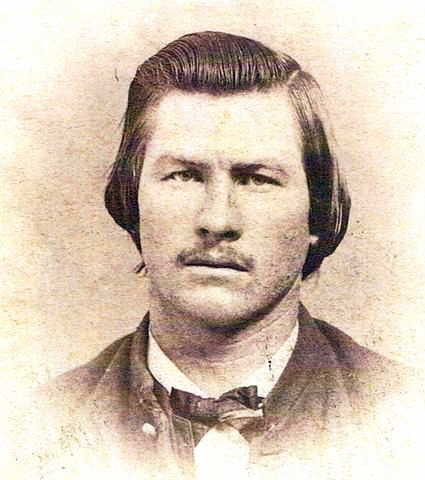 Virgil Earp Age of 19